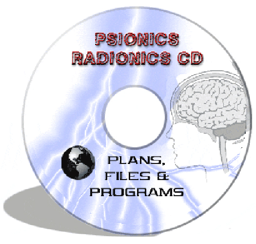 Details about RADIONIC PSIONIC MIND MACHINE Psychic Psi Plans PSYCHOTRONIC  BLACK BOX DEVICE